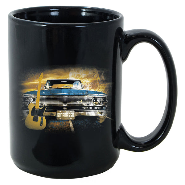 Cruisin' Blues Mug