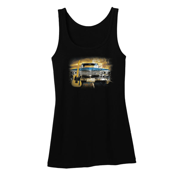 Cruisin' Blues Tank (Women)