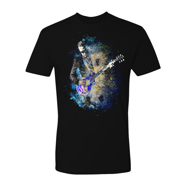 Blues Explosion T-Shirt (Unisex) - Black