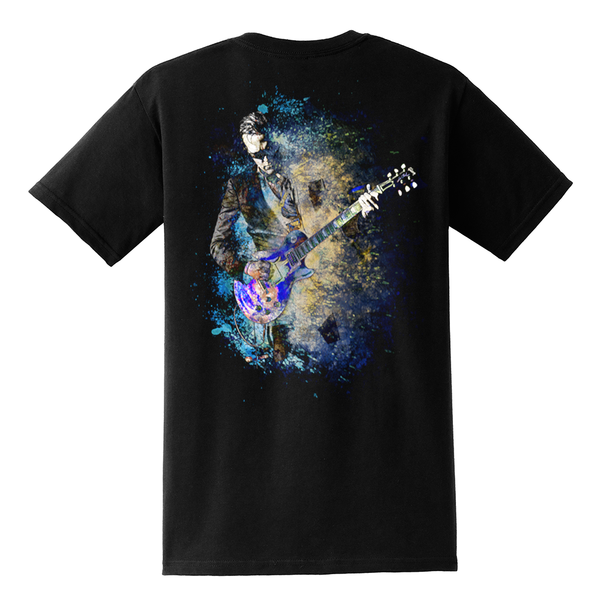 Blues Explosion Pocket T-Shirt (Unisex)