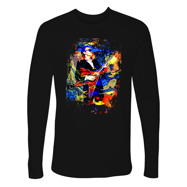 Vivid Blues Long Sleeve (Men)