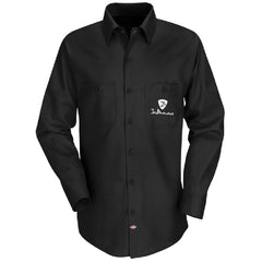 Joe Bonamassa Lucky Blues Dickies Long Sleeve Work Shirt