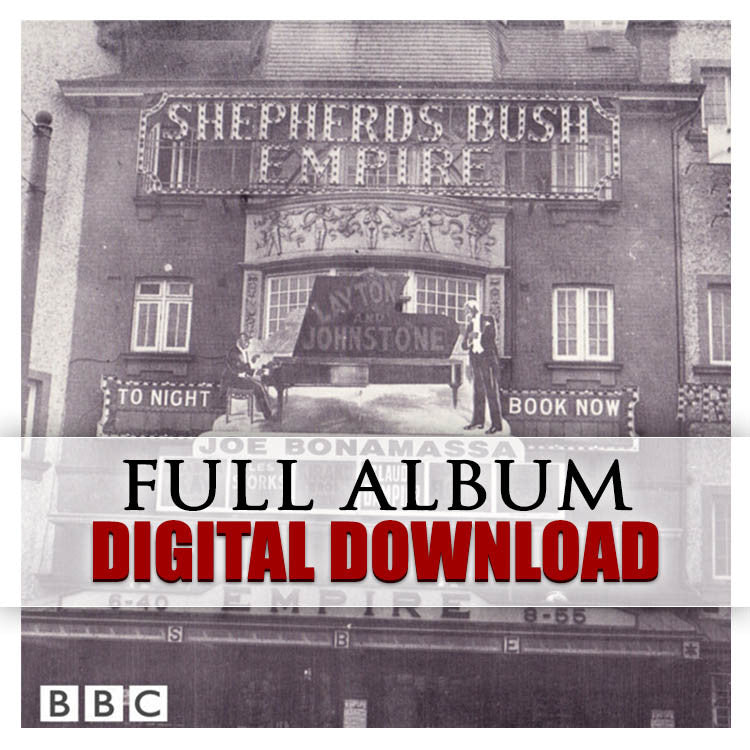 Shepherds Bush - Digital Album (Released: 2014)