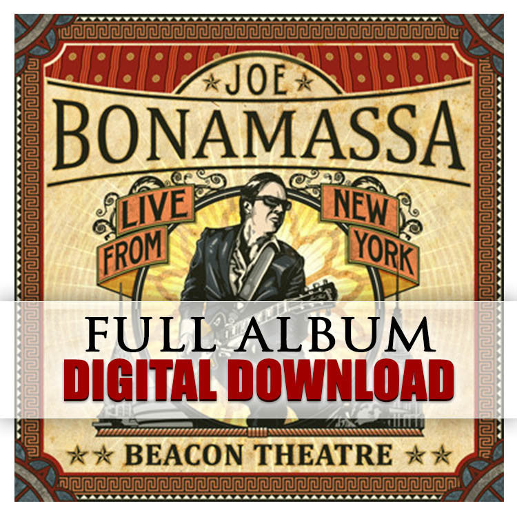 Beacon Theatre -</br> Digital Album</br> (Released: 2012)
