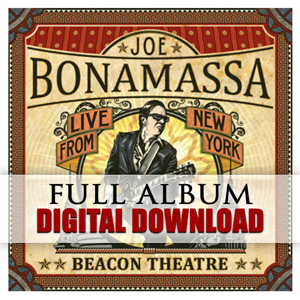 Beacon Theatre - Digital Album (Released: 2012)