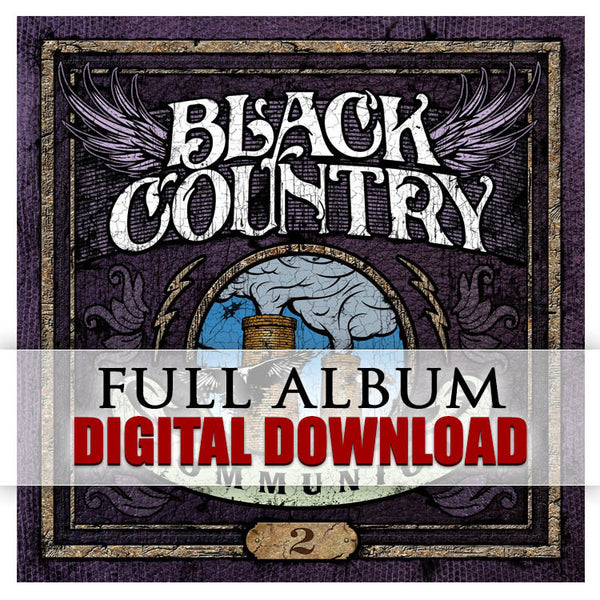 Black Country Communion: 2 (Digital Album) (Released: 2011)