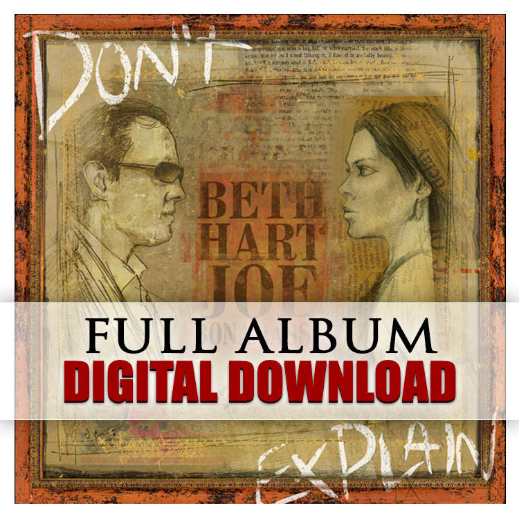 Beth Hart and Joe Bonamassa - </br>Don