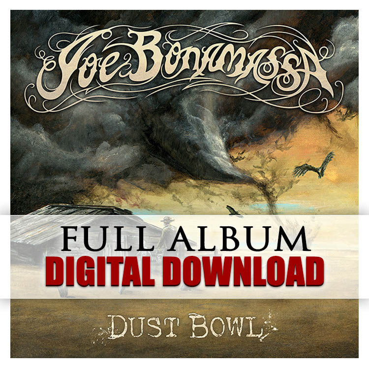 Dust Bowl - Digital Album (Released: 2011)
