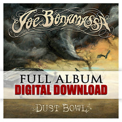 Dust Bowl - </br>Digital Album</br>(Released: 2011)