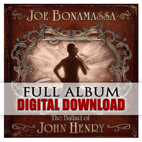 The Ballad Of John Henry - </br>Digital Album</br>(Released: 2009)