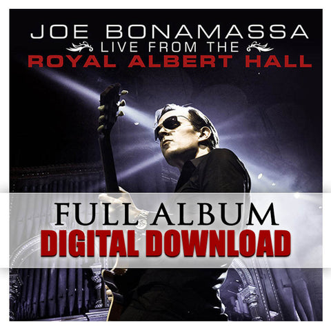 Live from the Royal Albert Hall - </br>Digital Album</br>(Released: 2010)