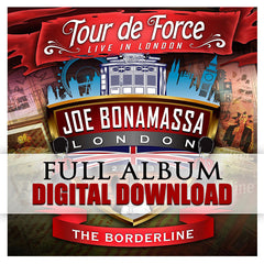 """Tour De Force - Live In London"" (THE BORDERLINE) Digital Album Download (Released: 2014)"