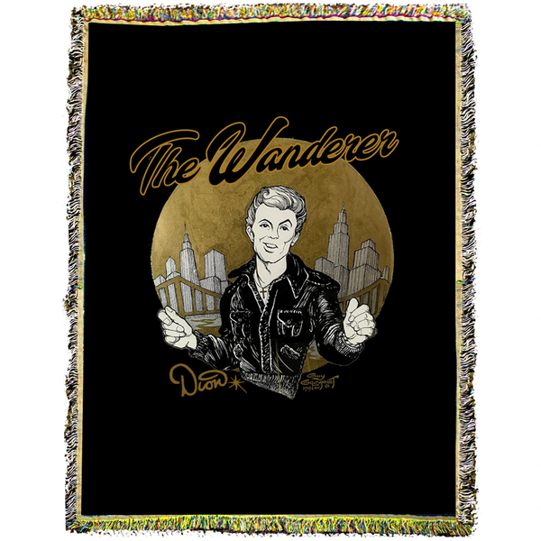Dion - The Wanderer Logo Blanket