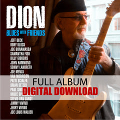 Dion: Blues with Friends (Digital Album)(Released: 2020)