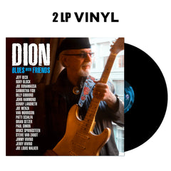 Dion: Blues with Friends (Double Vinyl Set)(Released: 2020) ***PRE-ORDER***