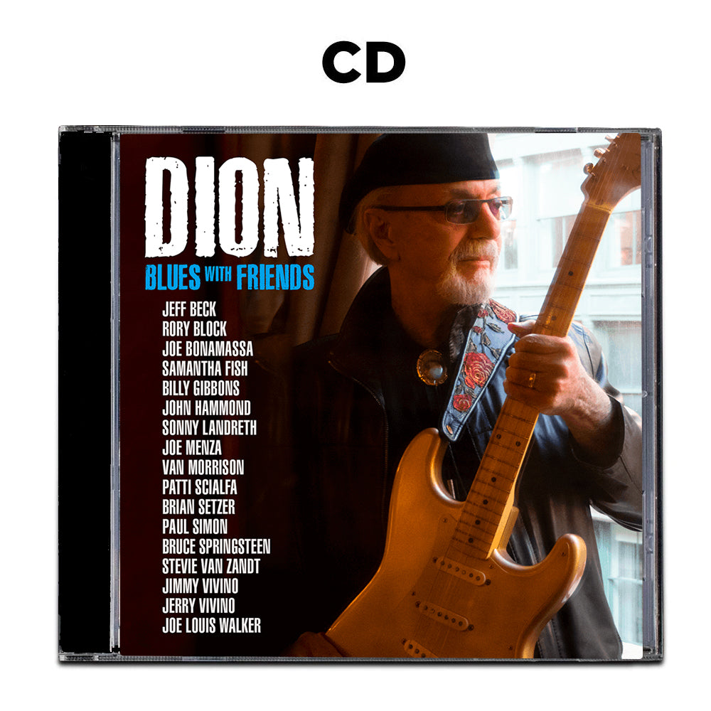 Dion: Blues with Friends (CD)(Released: 2020)