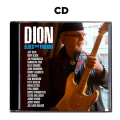 Dion: Blues with Friends (CD)(Released: 2020) ***PRE-ORDER***