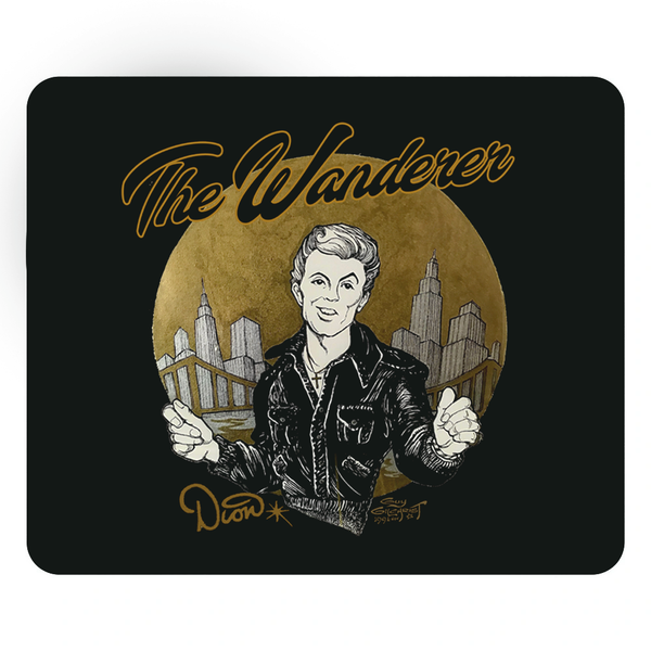 Dion - The Wanderer Logo Mouse Pad