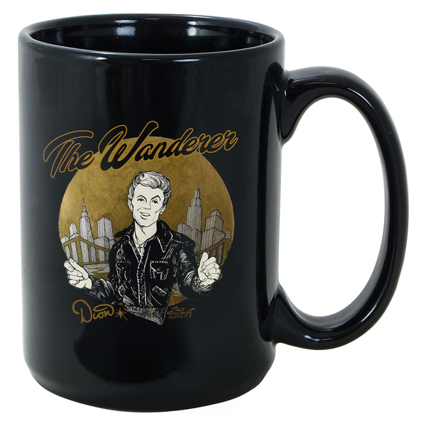 Dion - The Wanderer Logo Mug