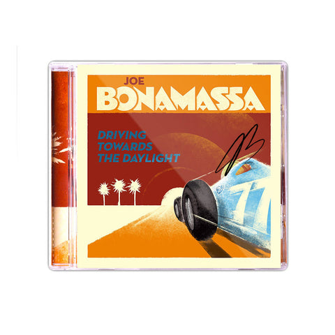 Joe Bonamassa: Driving Towards The Daylight (CD) (Released: 2012) - Hand-Signed