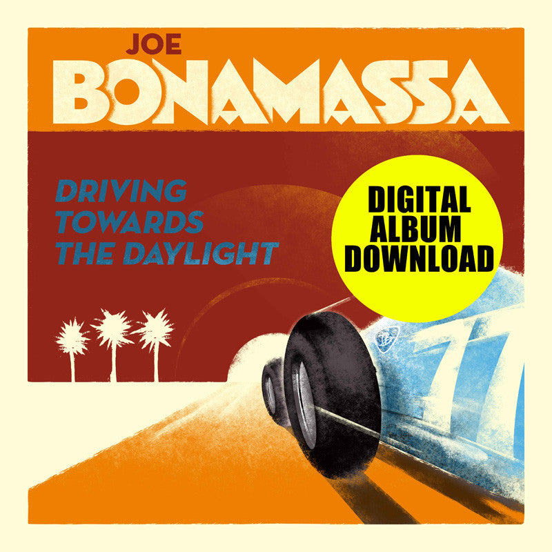 Driving Towards The Daylight Full Album Digital Download