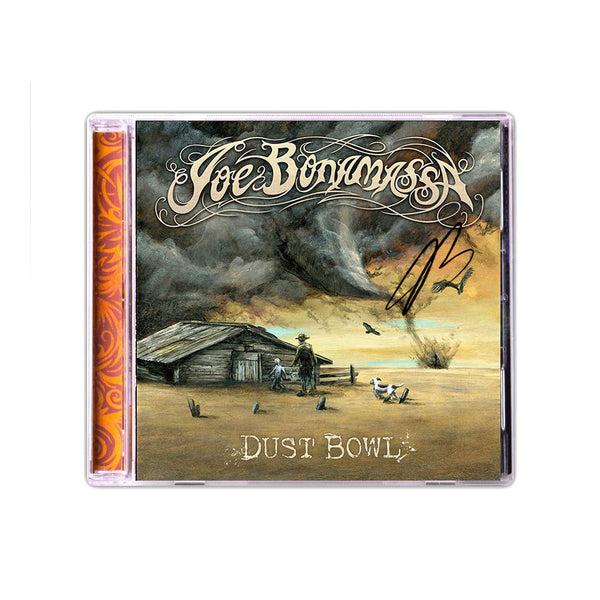 Joe Bonamassa: Dust Bowl (Studio CD) (Released: 2011) - Hand-Signed