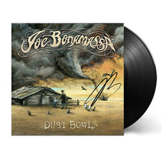 Joe Bonamassa: Dust Bowl (Vinyl) (Released: 2011) - Hand-Signed
