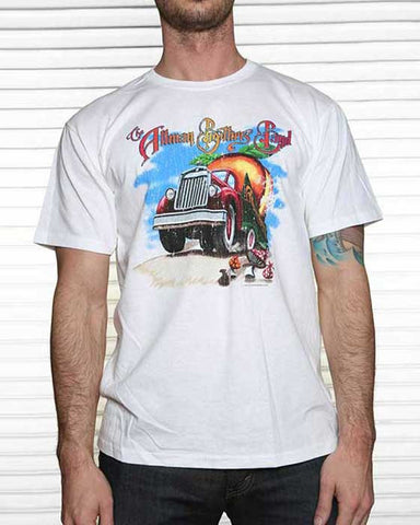 Allman Brothers - Road Goes On Forever T-Shirt (Unisex)