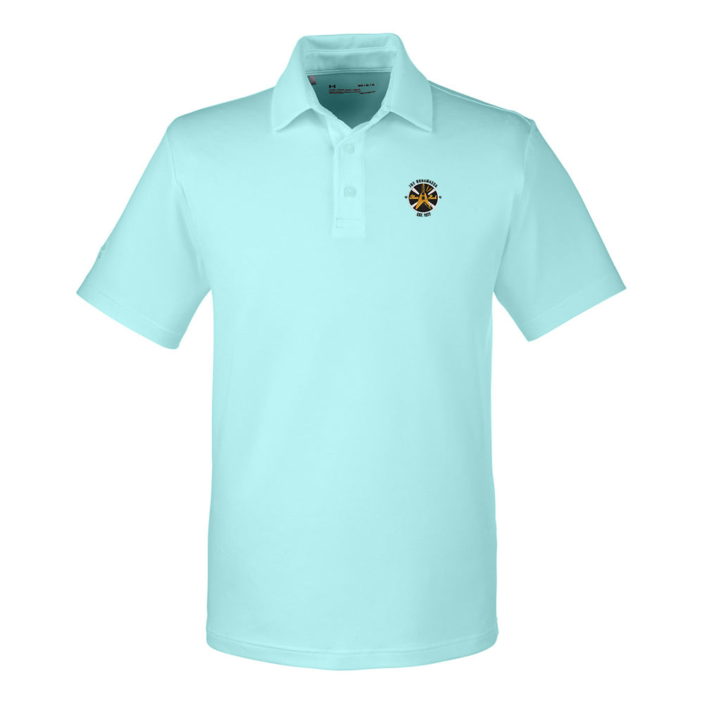 Electric Flying V Under Armour Playoff Polo (Men) - Turquoise