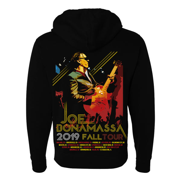 2019 Fall Tour Zip-Up Hoodie (Unisex) - Portrait