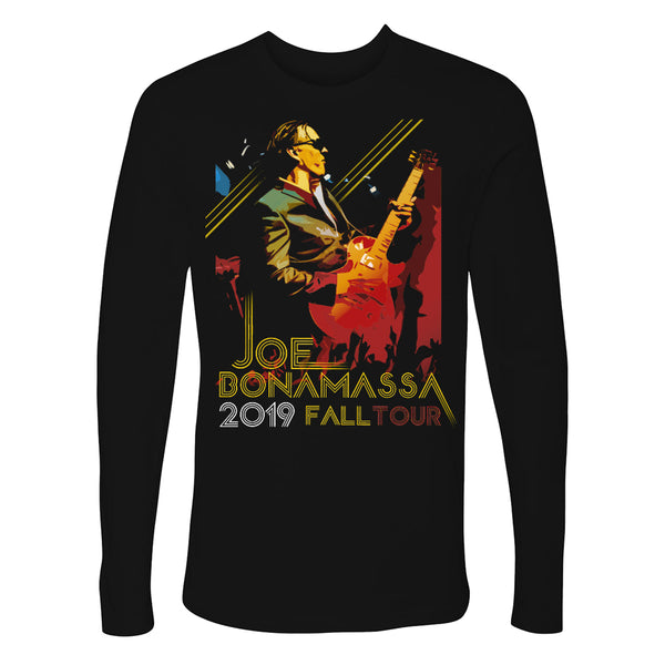 2019 Fall Tour Long Sleeve (Men) - Portrait