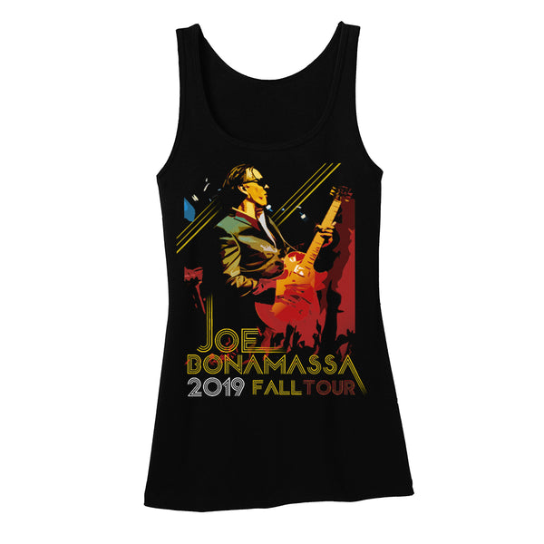 2019 Fall Tour Tank (Women) - Portrait
