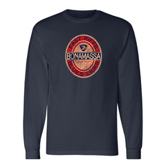 Fast Riffs Champion Long Sleeve T-Shirt (Unisex) - Navy