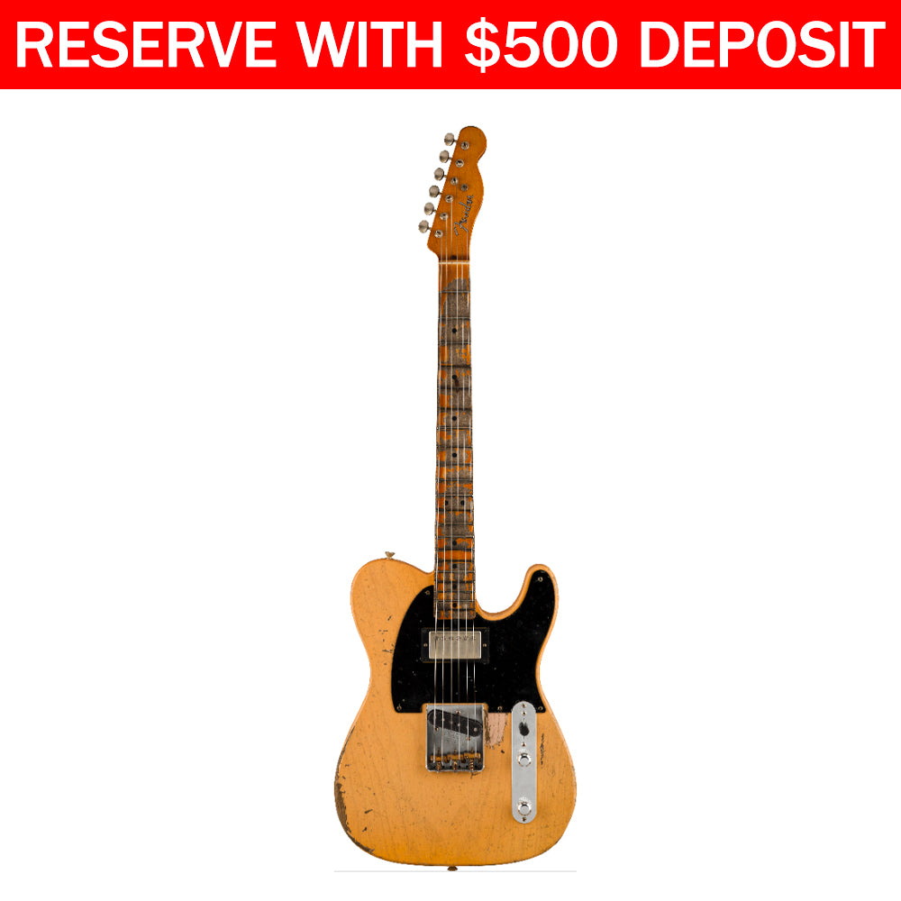 "DEPOSIT ONLY - ""The Bludgeon"" Joe Bonamassa Limited Edition Fender '51 Nocaster"