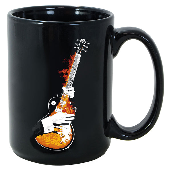 Blues on Fire Mug