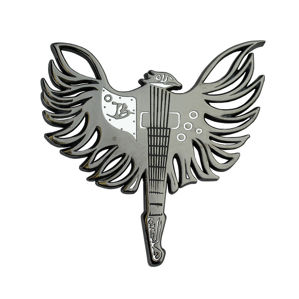 Firebird Pin - Black Nickel