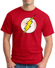 Flash - Distressed Logo T-Shirt (Men)