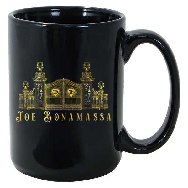 Royal Tea Gate Mug