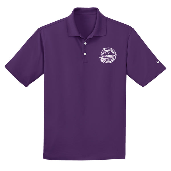 Genuine Nike Dri-FIT Micro Pique Polo (Men) - Night Purple