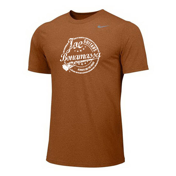 Genuine Blues Nike Dri-FIT Legend T-Shirt (Men) - Orange