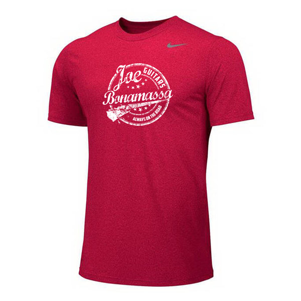 Genuine Blues Nike Dri-FIT Legend T-Shirt (Men) - Red