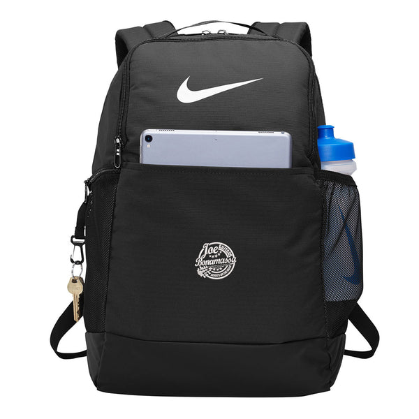 Genuine Blues Nike Brasilia Backpack - Black