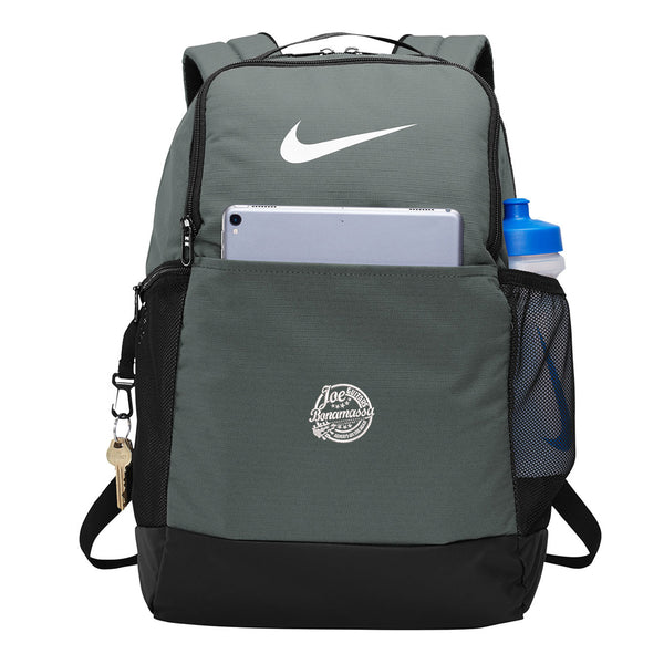 Genuine Blues Nike Brasilia Backpack - Grey