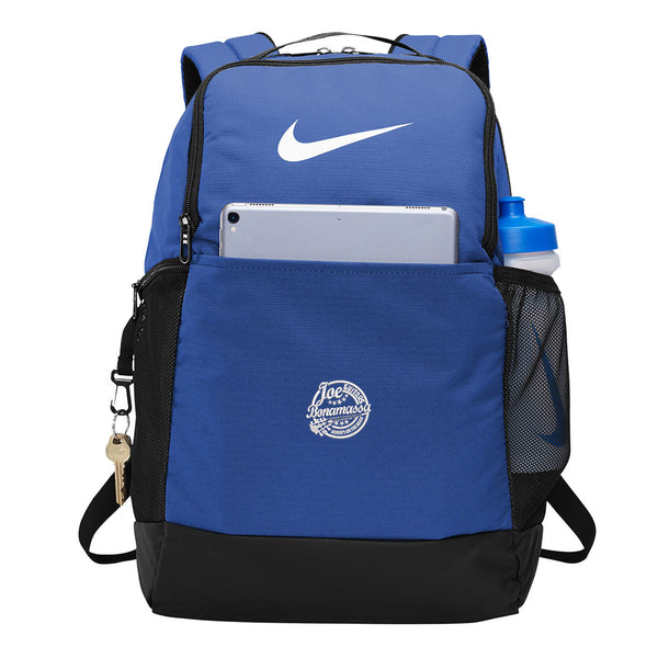 Genuine Blues Nike Brasilia Backpack - Royal