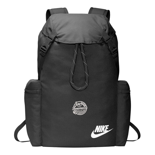 Genuine Blues Nike Heritage Rucksack - Black