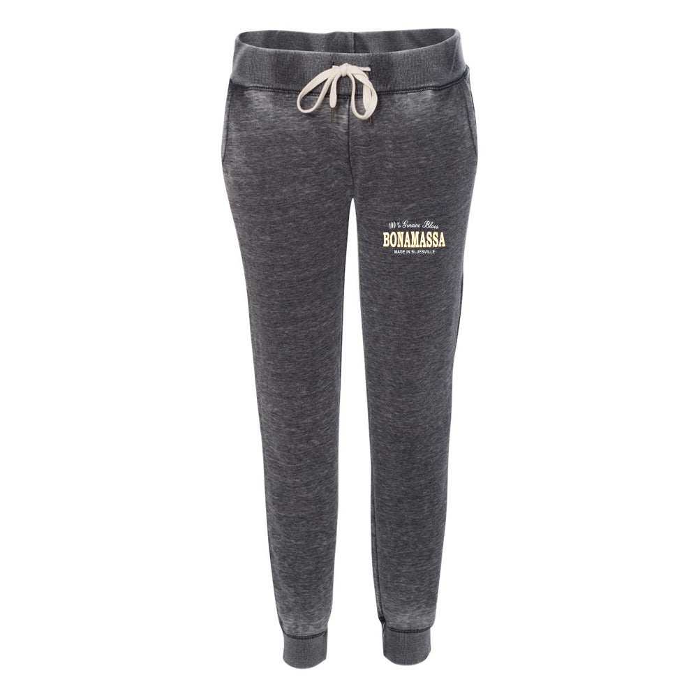 Genuine Blues J. America Joggers (Women) - Dark Smoke