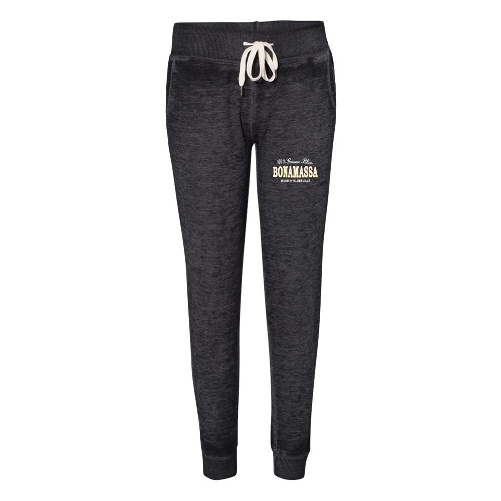 Genuine Blues J. America Joggers (Women) - Black