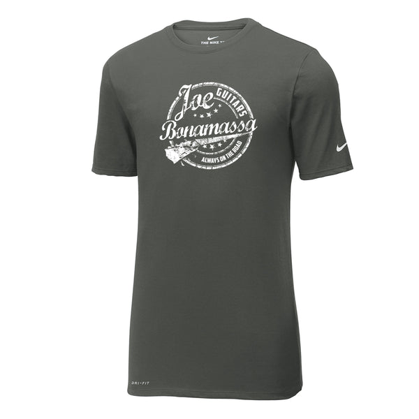 Genuine Blues Nike Dri-FIT T-Shirt (Men) - Grey