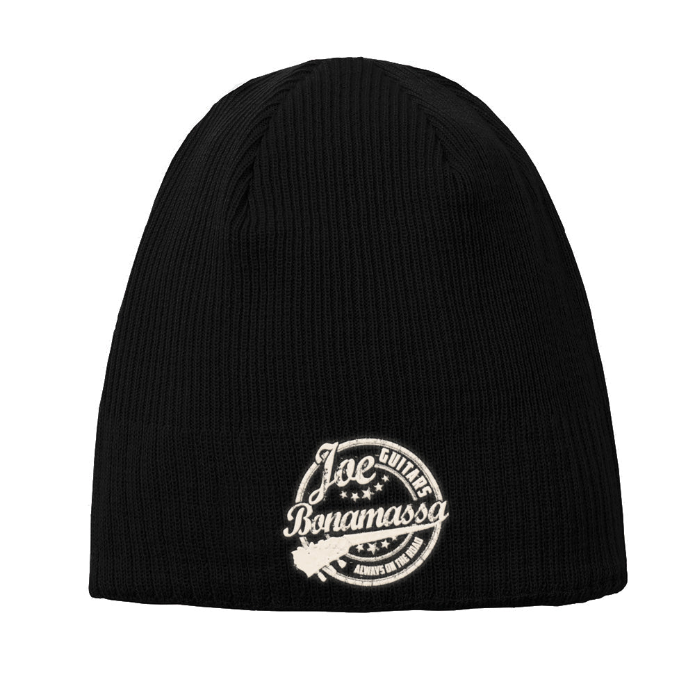 Genuine New Era Knit Beanie - Black