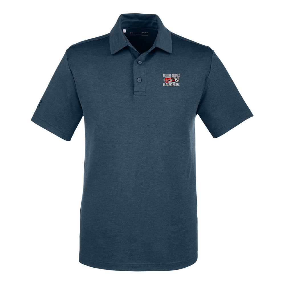 Genuine Guitars & Classic Blues Under Armour Playoff Polo (Men) - Academy